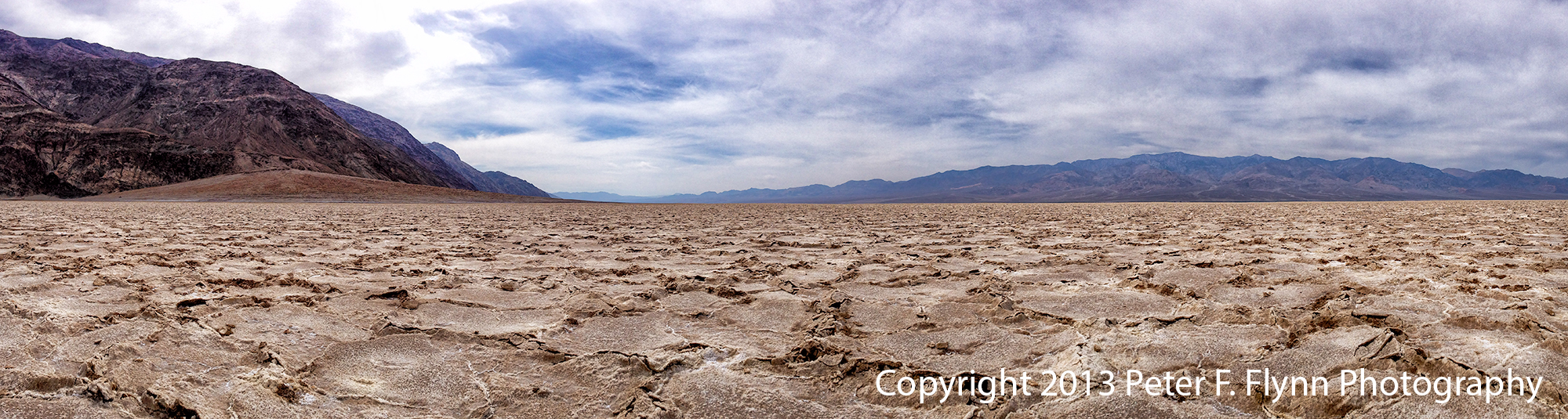 Badwater Salt Flats, Death Valley National Park