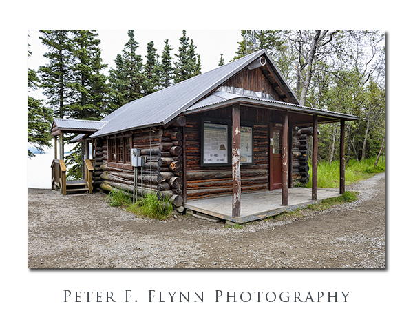 Brooks Camp Ranger Station